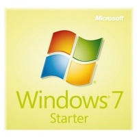 ОС Microsoft Windows 7 SP1 Starter 32-bit OEM Ukrainian (GJC-00582)