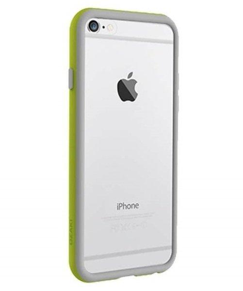 Купить Чехлы для телефонов (смартфонов), Чехол Ozaki для iPhone 6/6s O!coat Shock band Wasabi