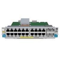 Модуль HP zl 20-port Gig-T / 2-port SFP+ v2 Mod (J9548A)