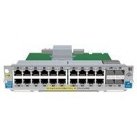 Модуль HP zl 12-port Gig-T PoE+ / 12-port SFP v2 Module (J9637A)