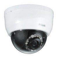 IP-Камера D-Link DCS-6115 Купольная, WDR, PoE, цвет при слаб.осв.