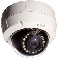 IP-Камера D-Link DCS-6315 Купольная, WDR, PoE цвет при слаб.осв.