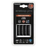 Зарядний пристрій Panasonic Smart-Quick Charger + Eneloop Pro 4AA 2450 mAh