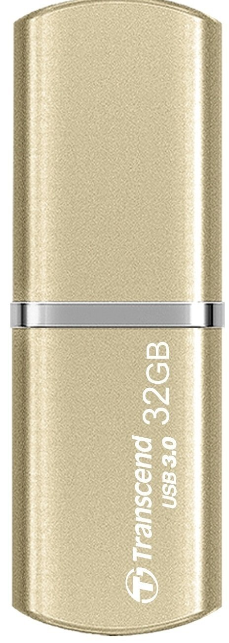 Накопичувач USB 3.1 TRANSCEND JetFlash 820 32GB Metal Gold (TS32GJF820G) фото