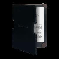 Обложка PocketBook для PB630, черный/коричневый (PBPUC-630-BK)