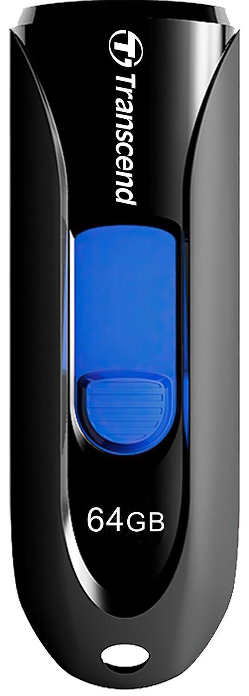 Накопичувач USB 3.0 TRANSCEND JetFlash 790 64GB (TS64GJF790K) фото