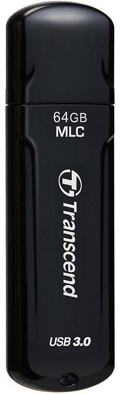 Накопичувач USB 3.0 TRANSCEND JetFlash 750 64GB (TS64GJF750K) фото