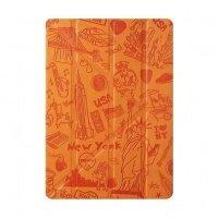 Чехол Ozaki для планшета iPad Air 2 O!coat Travel New York