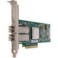 Контроллер IBM QLogic 8Gb FC Dual-port HBA for IBM System x (42D0510)