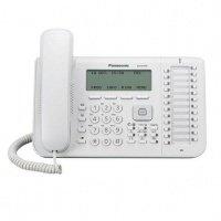 IP-телефон Panasonic KX-NT546RU White для АТС Panasonic KX-TDE/NCP/NS