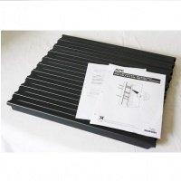 """Комплект заглушек 1U 19"""" для шкафа APC Netshelter цвет черный (AR8136BLK)"""