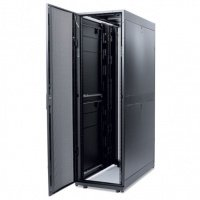 Шкаф APC NetShelter SX 42U (600x1200)мм цвет черный (AR3300)