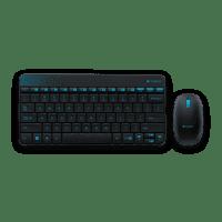 Комплект Logitech Cordless Desktop MK240 Ru (920-005790)