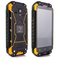 Смартфон Sigma X-treme PQ33 DS Black/Orange