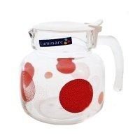 Чайник заварочный LUMINARC CONSTELLATION RED H4408 (1,4л) (H4408)