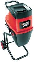 Садовый измельчитель Black&Decker GS2400
