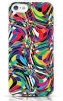 Чехол ODOYO для iPhone 5/5S/SE TWISTED GEOMETRY