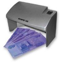 Детектор валют DORS 60 (серый)