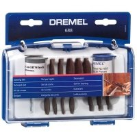 Комплект насадок для резки Dremel 688