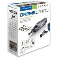 Гравер аккумуляторный Dremel 8100-1/15 7.2V Li-Ion