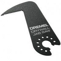 Изогнутое пильное полотно для реноватора Dremel Multi-Max
