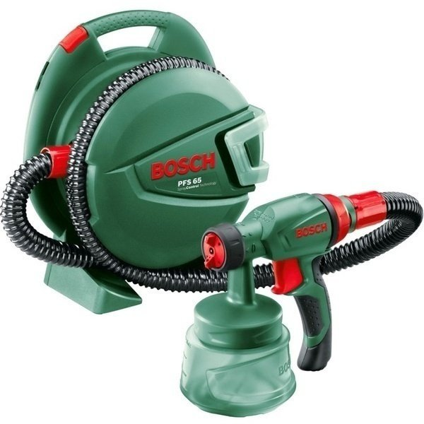 <p>Фарбопульт електричний Bosch PFS 65</p> фото