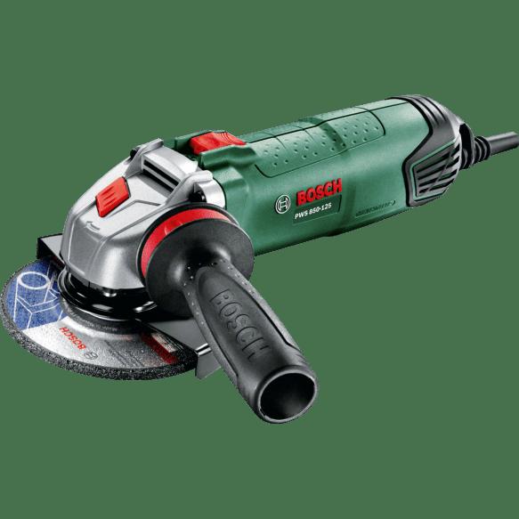 Купить Угловая шлифмашина Bosch PWS 850-125 (06033A2720)