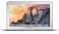 """Ноутбук APPLE A1465 MacBook Air 11"""" (MJVM2UA/A) Silver"""