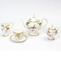Чайний сервіз на 6 персон Noritake (23пр.) (16630)