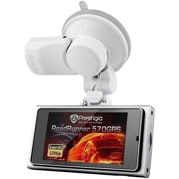 Видеорегистратор Prestigio RoadRunner PCDVRR570 SHD GPS фото 1