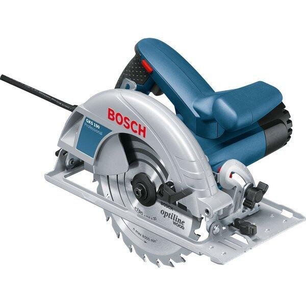 Купить Циркулярные пилы, Циркулярная пила Bosch GKS 190