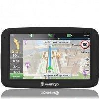 Навигатор GPS Prestigio GeoVision 5055 (PGPS5055CIS04GBNV)