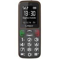 Мобильный телефон Sigma Comfort 50 mini3 Gray-orange