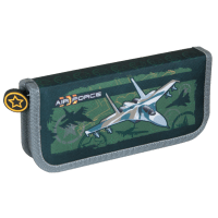 Пенал ZIBI AIR FORCE прямоугольный (ZB14.0411AF)