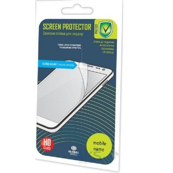 Купить Защитные пленки и стёкла для смартфонов, Защитная пленка GlobalShield для Galaxy J1 Duos SM-J100 (GS)