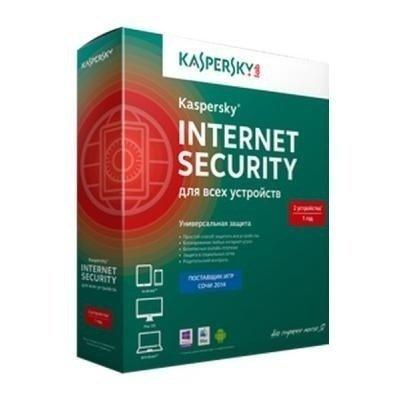 Антивирус Kaspersky Internet Security 2015 5 Desktop BOX (KL1941OBEFS) фото