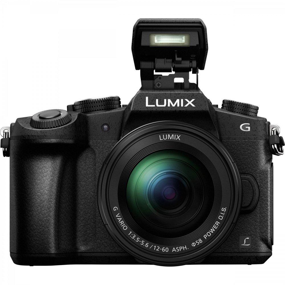 Фотоаппарат PANASONIC DMC-G80 + 12-60mm