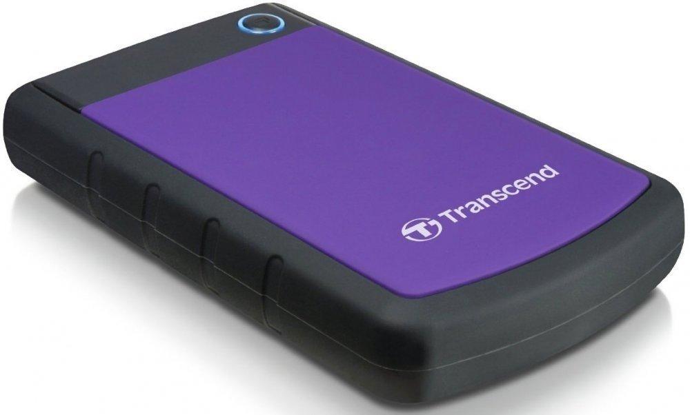 Купить внешний HDD TRANSCEND StoreJet 2.5 USB 3.0 4TB