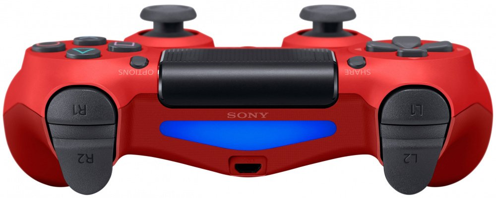 Контроллер Dualshock 4 V2 Red