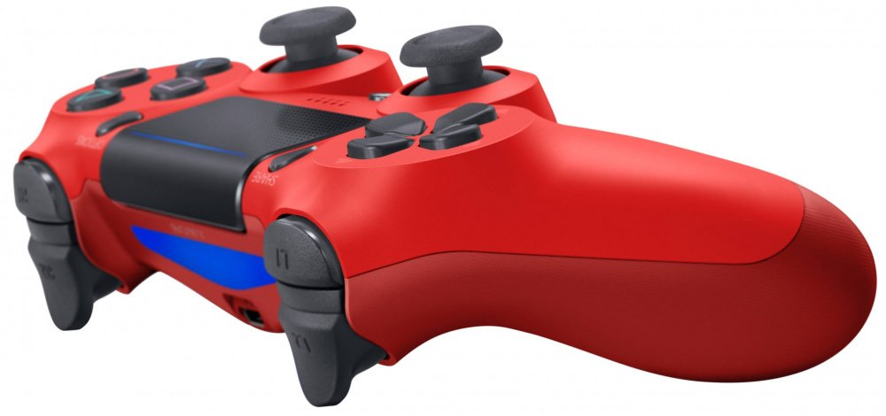 Dualshock 4 V2 Red