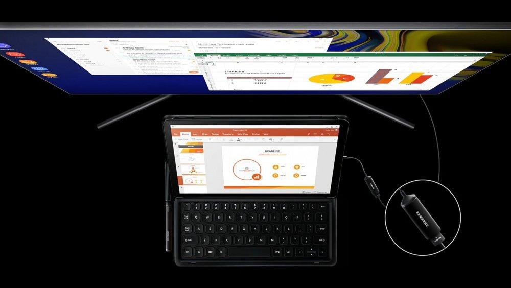 Планшет Samsung Galaxy Tab S4 10.5 T835 LTE 4/64GB Black