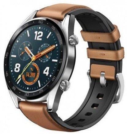 Смарт-годинник Huawei Watch GT Silver (55023257)