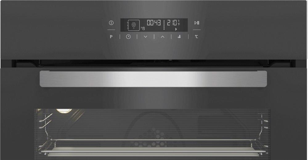 Вбудований в Beko BIM24400ZGCS дисплей відображає задані параметри для зручності при використанні