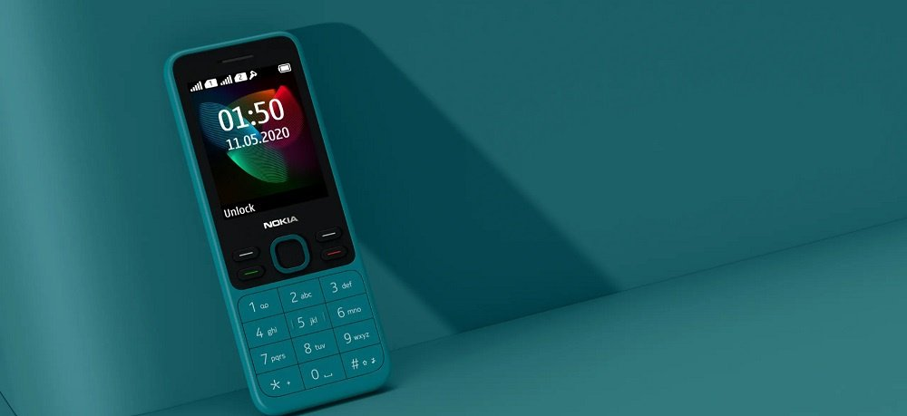 ≡ Мобильный телефон Nokia 150 DS 2020 Cyan – купить в Киеве | цены и отзывы