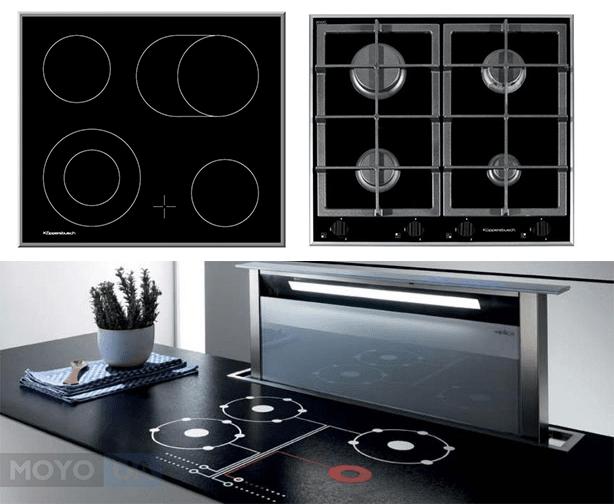 Как выбрать варочную поверхность на вашу кухню