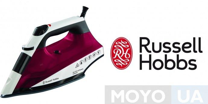 Топ 10 лучших производителей утюгов: Russell-Hobbs